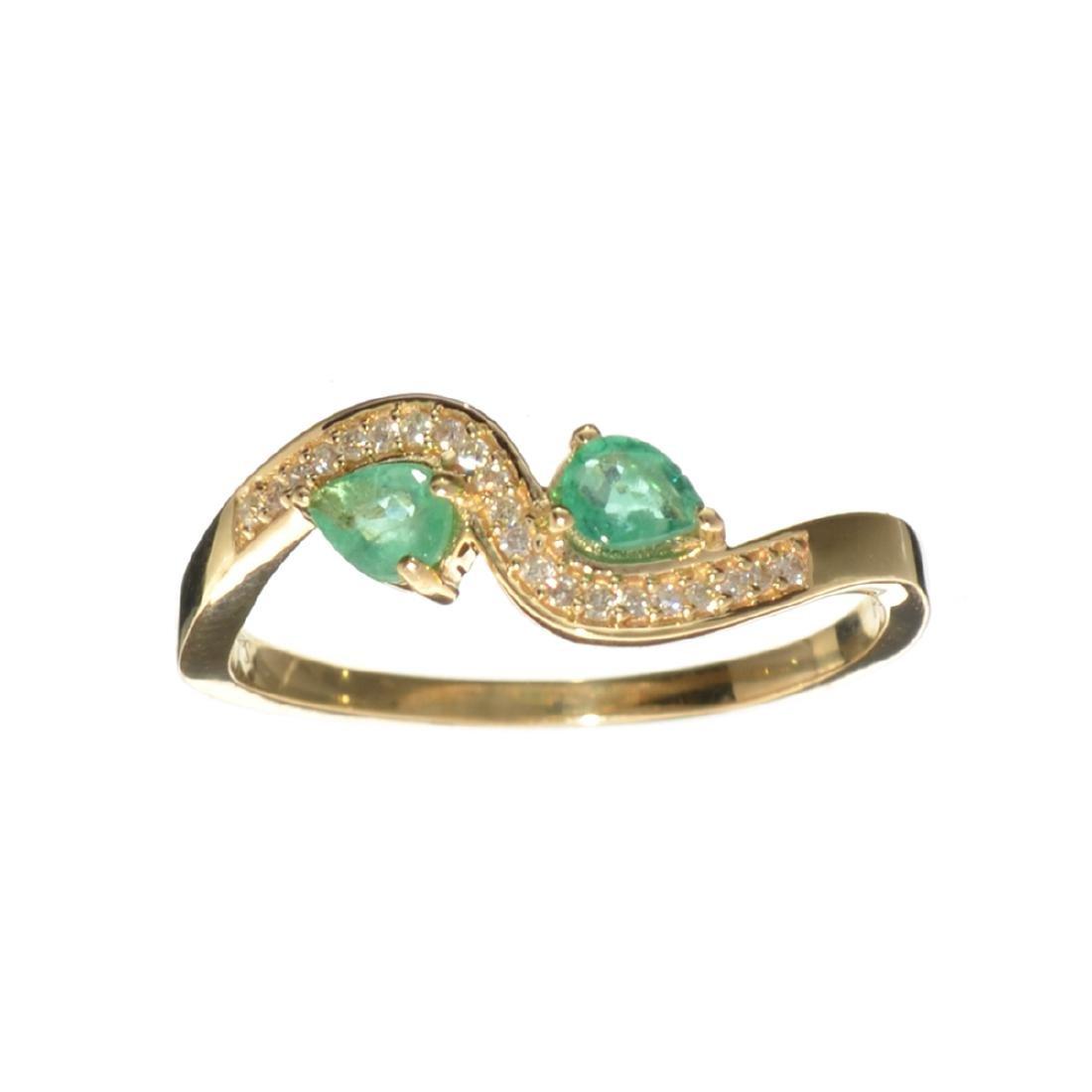 APP: 1.2k Fine Jewelry, Designer Sebastian 14KT Gold,