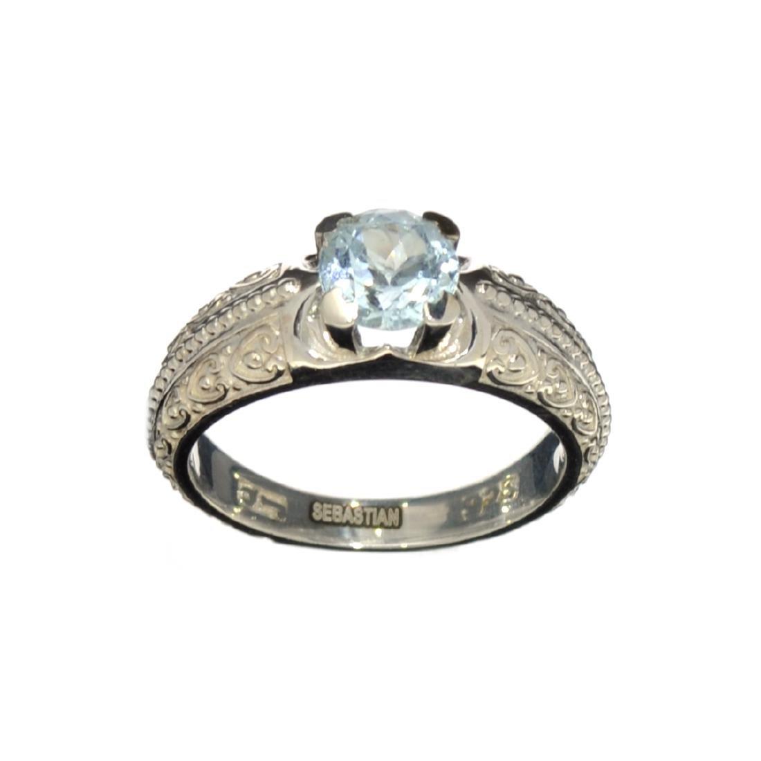 APP: 0.7k Fine Jewelry Designer Sebastian, 0.90CT Round