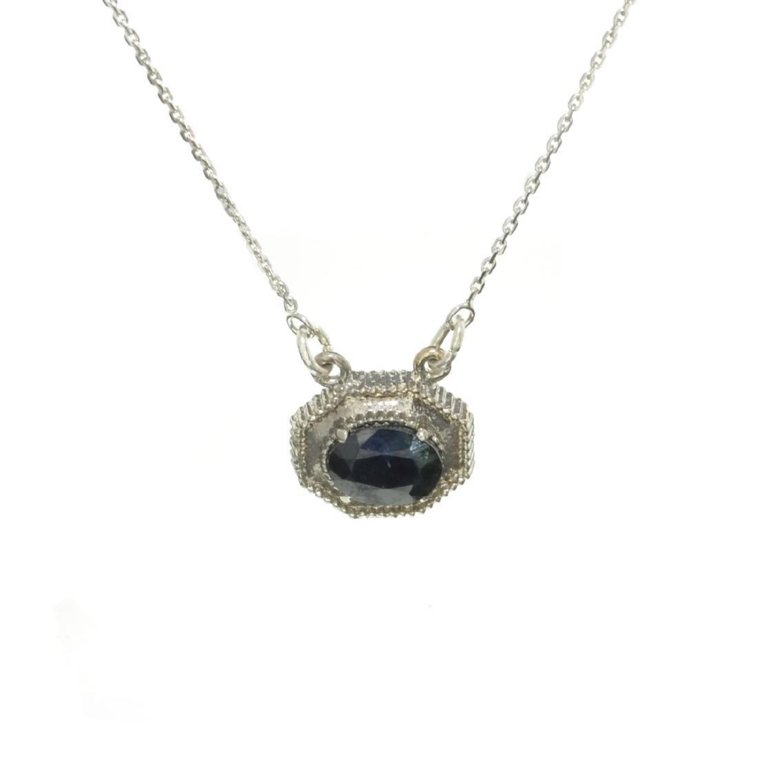 APP: 1.1k Fine Jewelry Designer Sebastian 1.88CT Blue