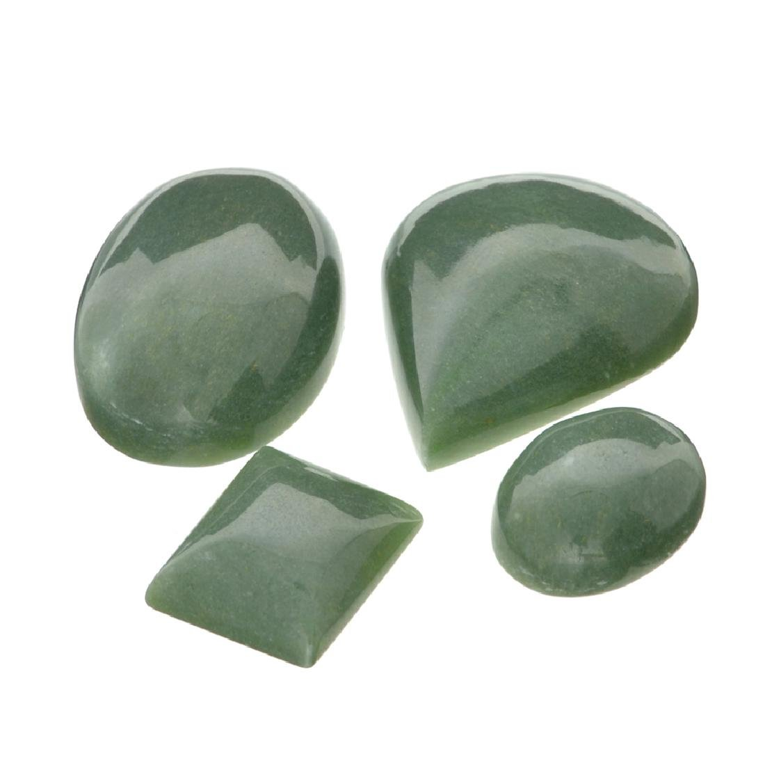 APP: 1.7k 212.23CT Various Shapes And sizes Nephrite