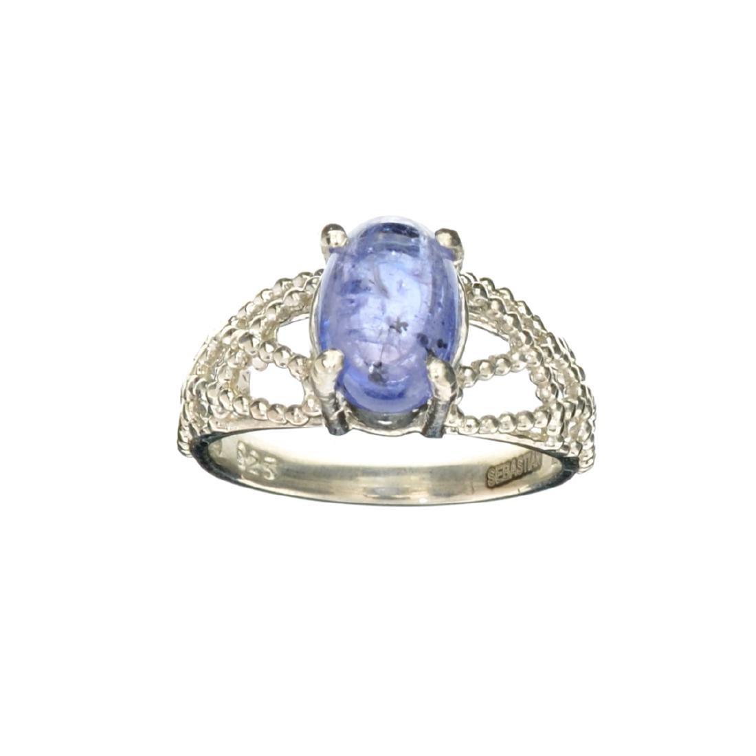 Fine Jewelry Designer Sebastian 2.54CT Oval Cut