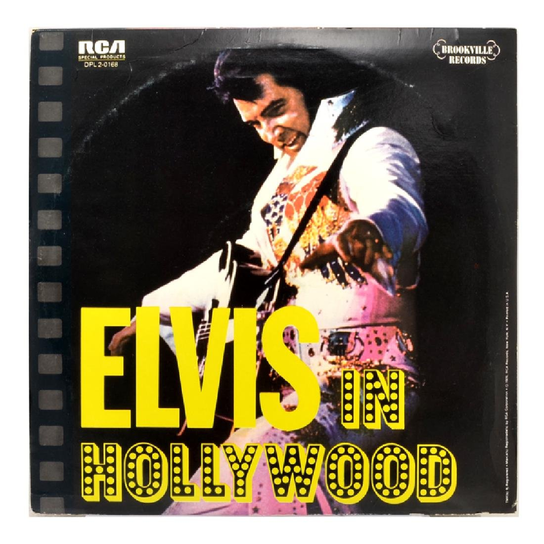 Rare Original Vintage Elvis Album (Set of 2)