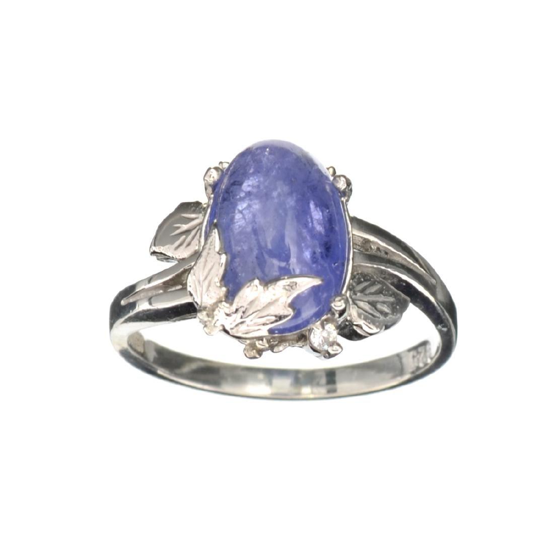 Fine Jewelry Designer Sebastian 3.60CT Cabochon