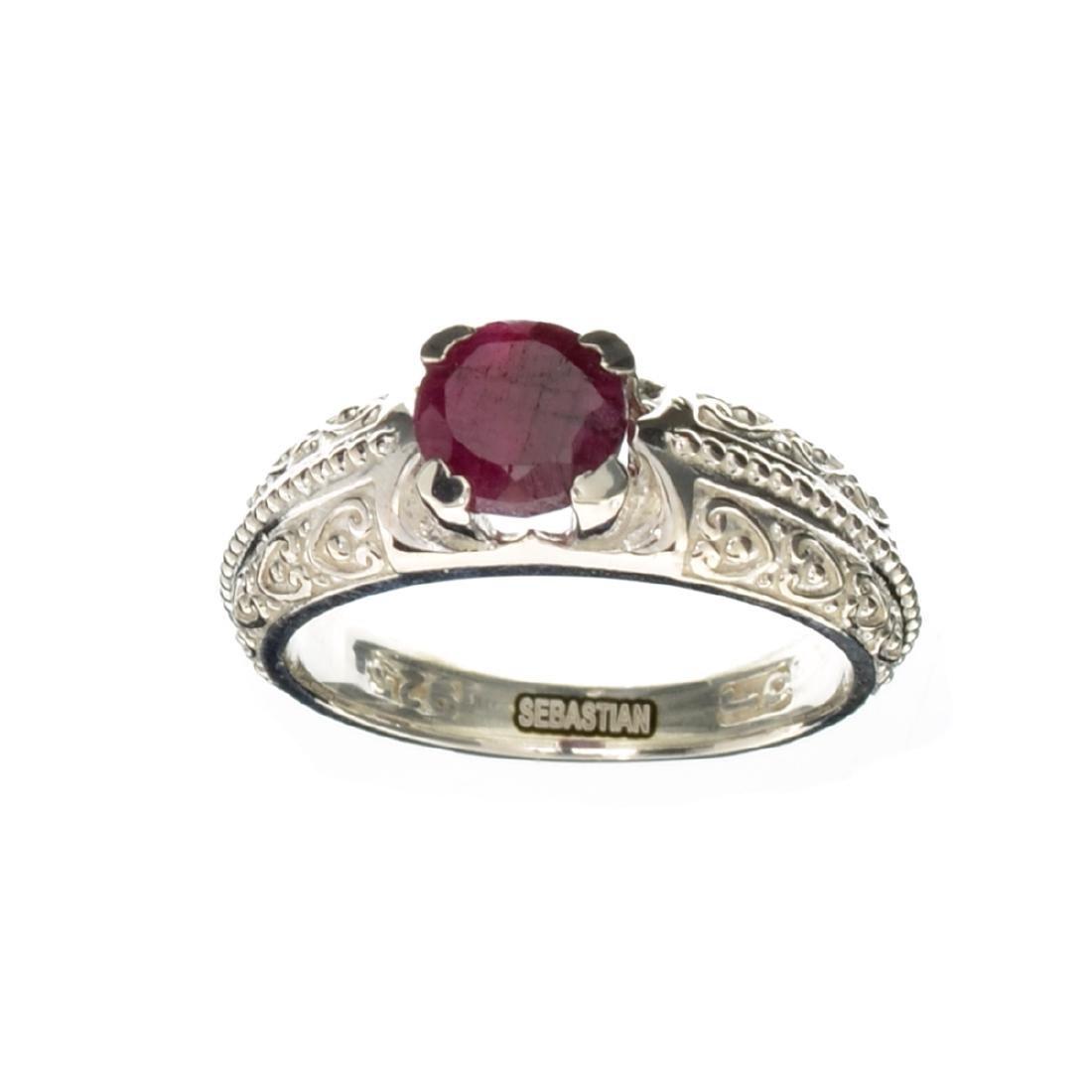 APP: 0.5k Fine Jewelry Designer Sebastian, 0.75CT Round