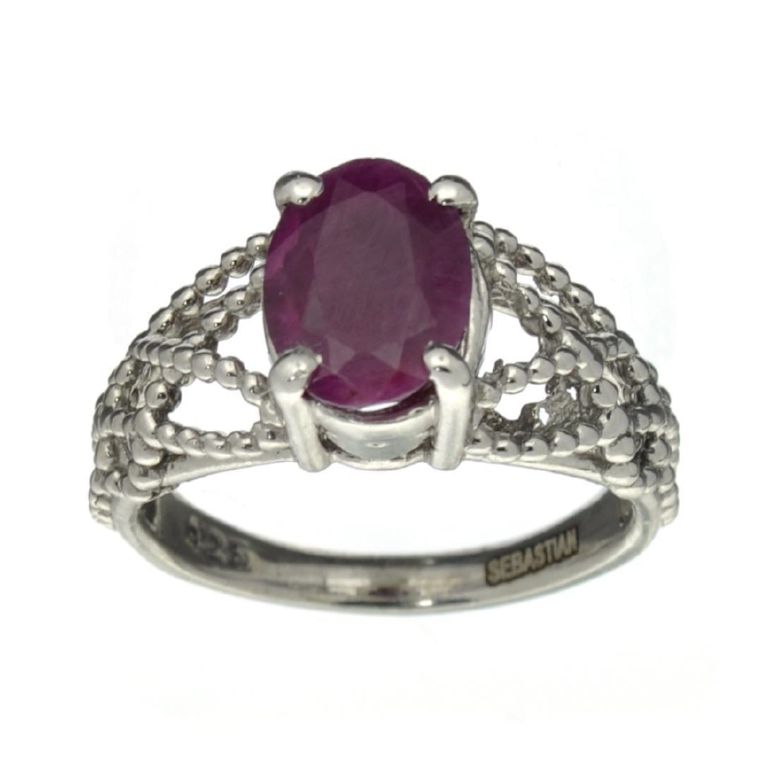 APP: 0.6k Fine Jewelry Designer Sebastian, 2.22CT Oval