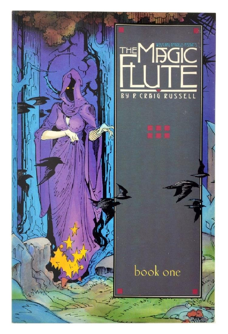Magic Flute (1990) Issue 1