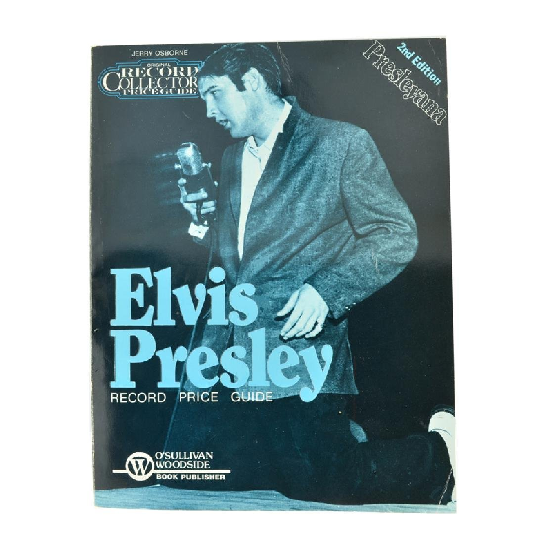 Presleyana: Elvis Presley Price Guide 2nd Edition