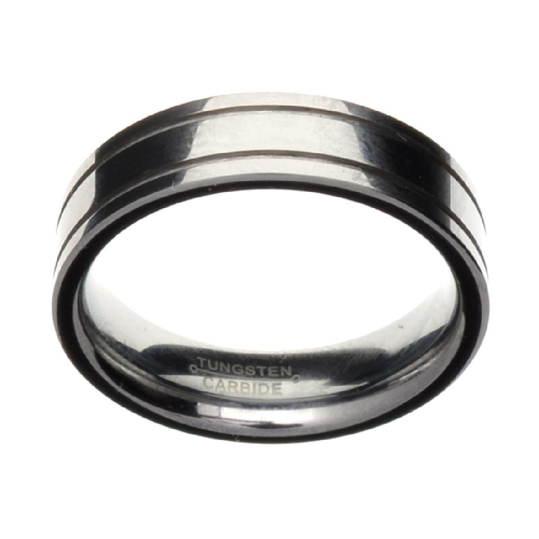 Rare Tungsten Size 9 Ring