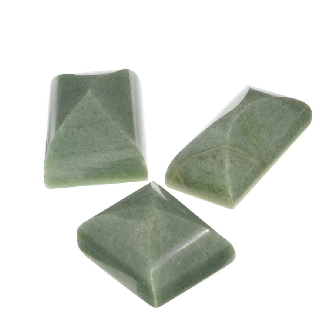 APP: 1.6k 205.13CT Various Shapes And sizes Nephrite