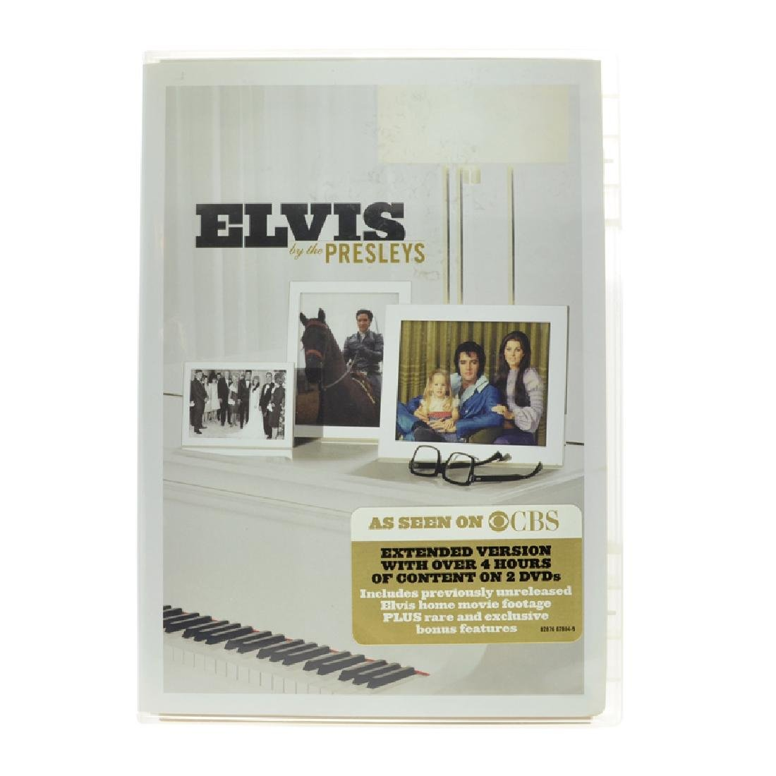 Elvis Presley Movie: Elvis By The Presleys