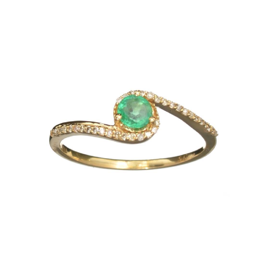 APP: 0.8k Fine Jewelry, Designer Sebastian 14KT Gold,