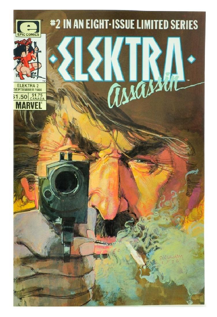 Elektra Assassin (1986) Issue 2