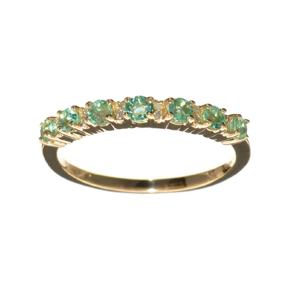 Fine Jewelry, Designer Sebastian 14KT Gold, 0.59CT