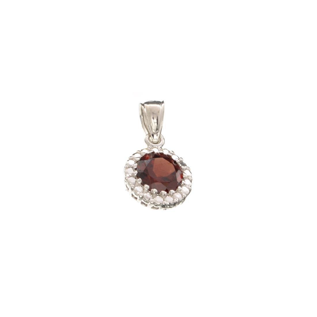 Fine Jewelry Designer Sebastian 1.90CT Round Cut