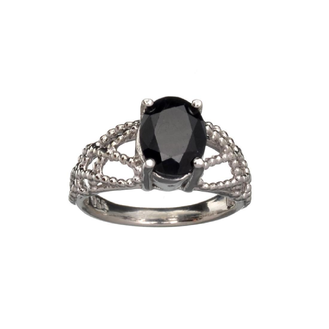 APP: 0.8k Fine Jewelry 2.50CT Oval Cut Dark Blue