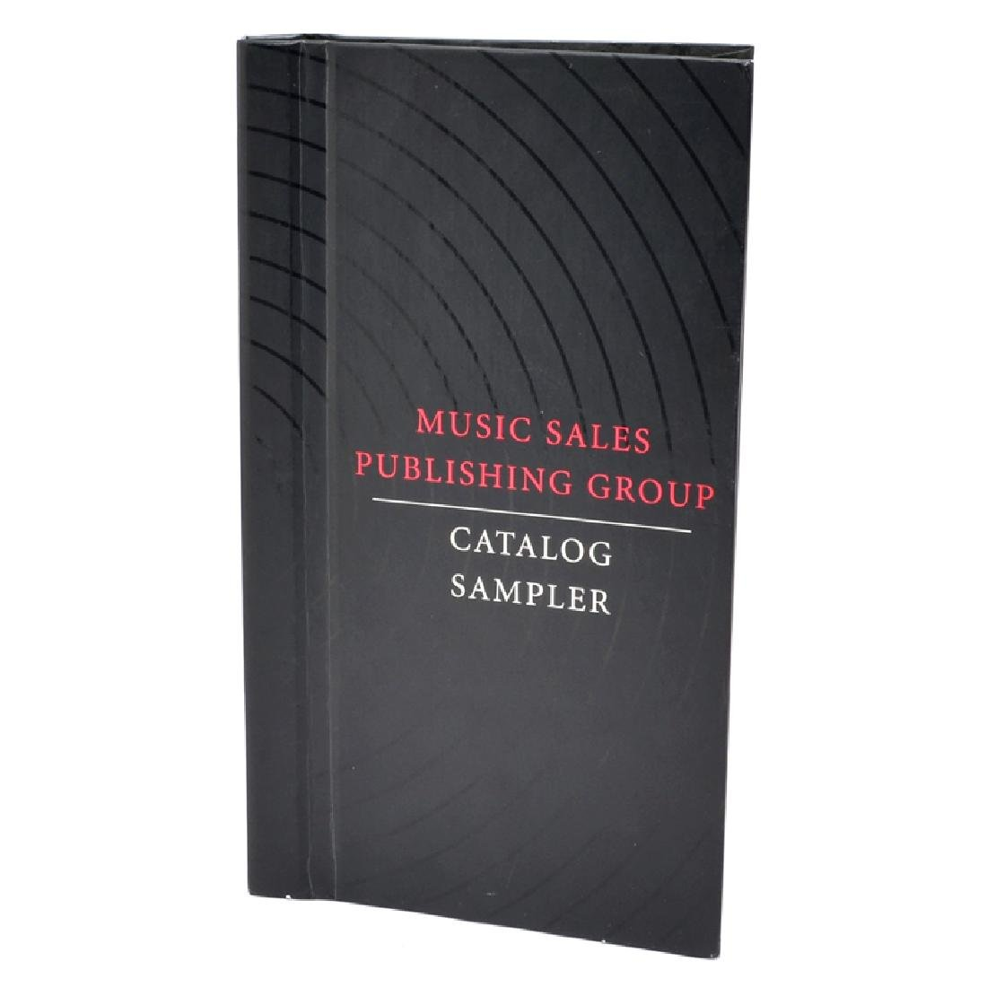 Music Sales Publishing Group Catalog Sampler 14 CD Set
