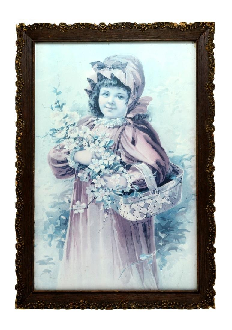 Rare 1920's Picture Frame
