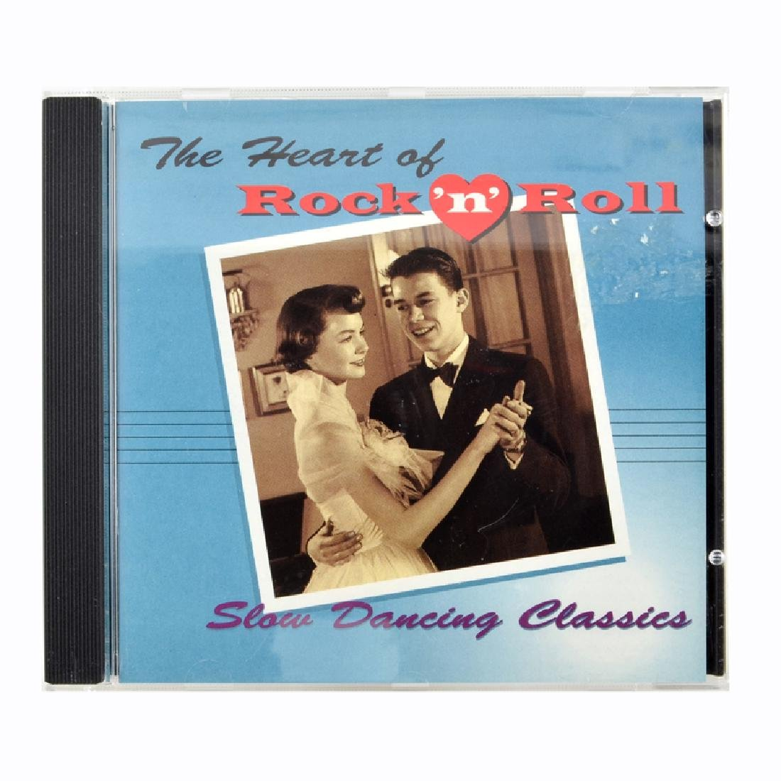 The Heart Of Rock 'N' Roll Slow Dancing Classics CDs