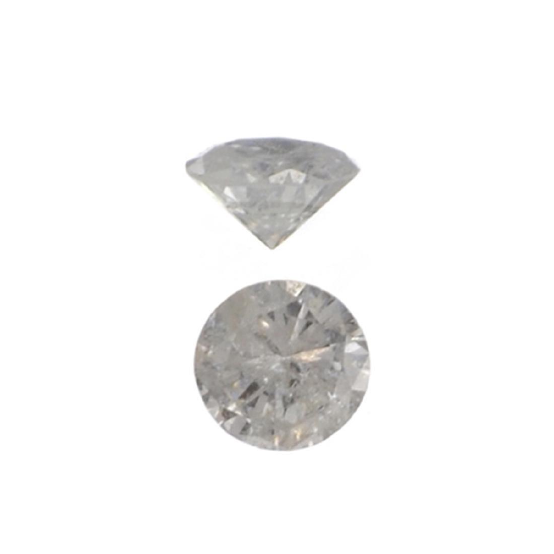 APP: 0.4k Fine Jewelry 0.15CT Round Brilliant Cut