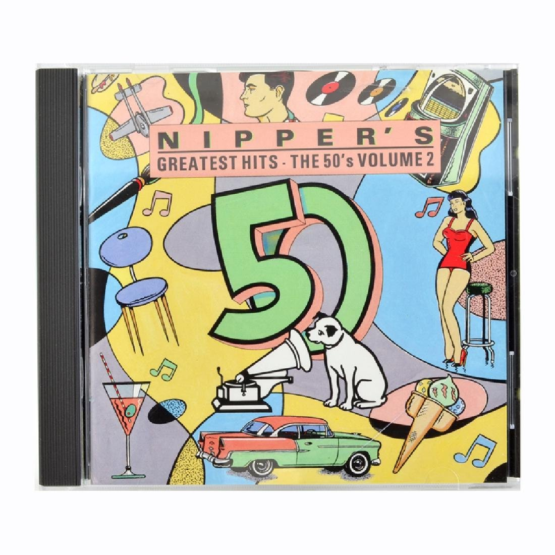 Nipper's Greatest Hits The 50's Vol. 2 CDs