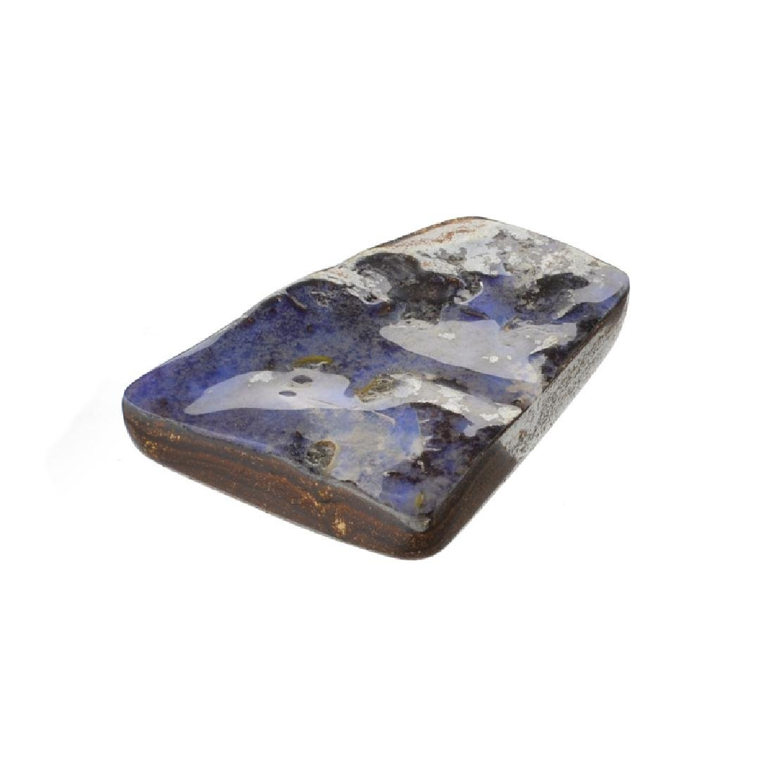 APP: 8.2k 48.20Gram Natural Form Boulder Opal Gemstone