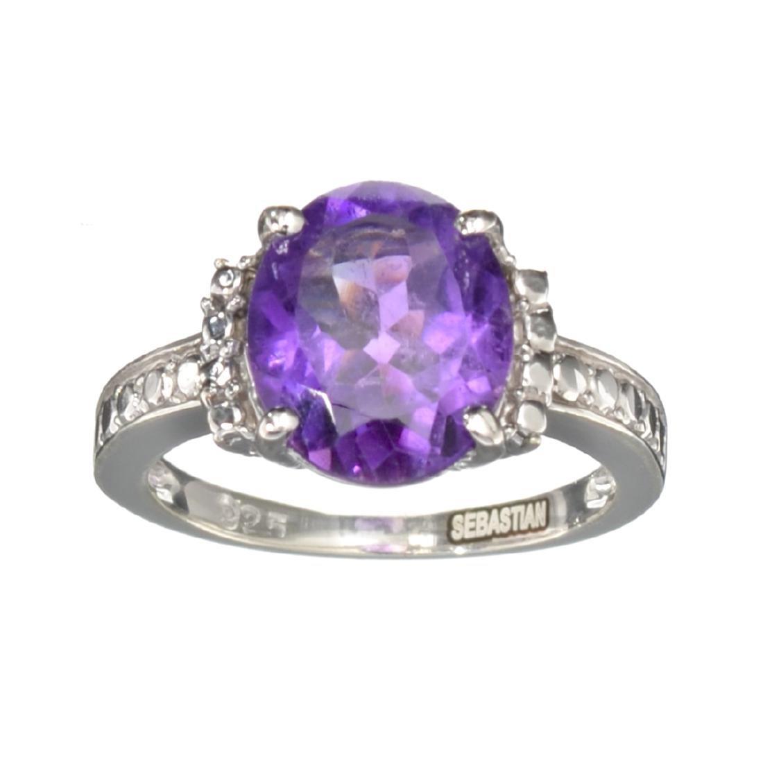 APP: 0.5k Fine Jewelry Designer Sebastian, 3.32CT Oval