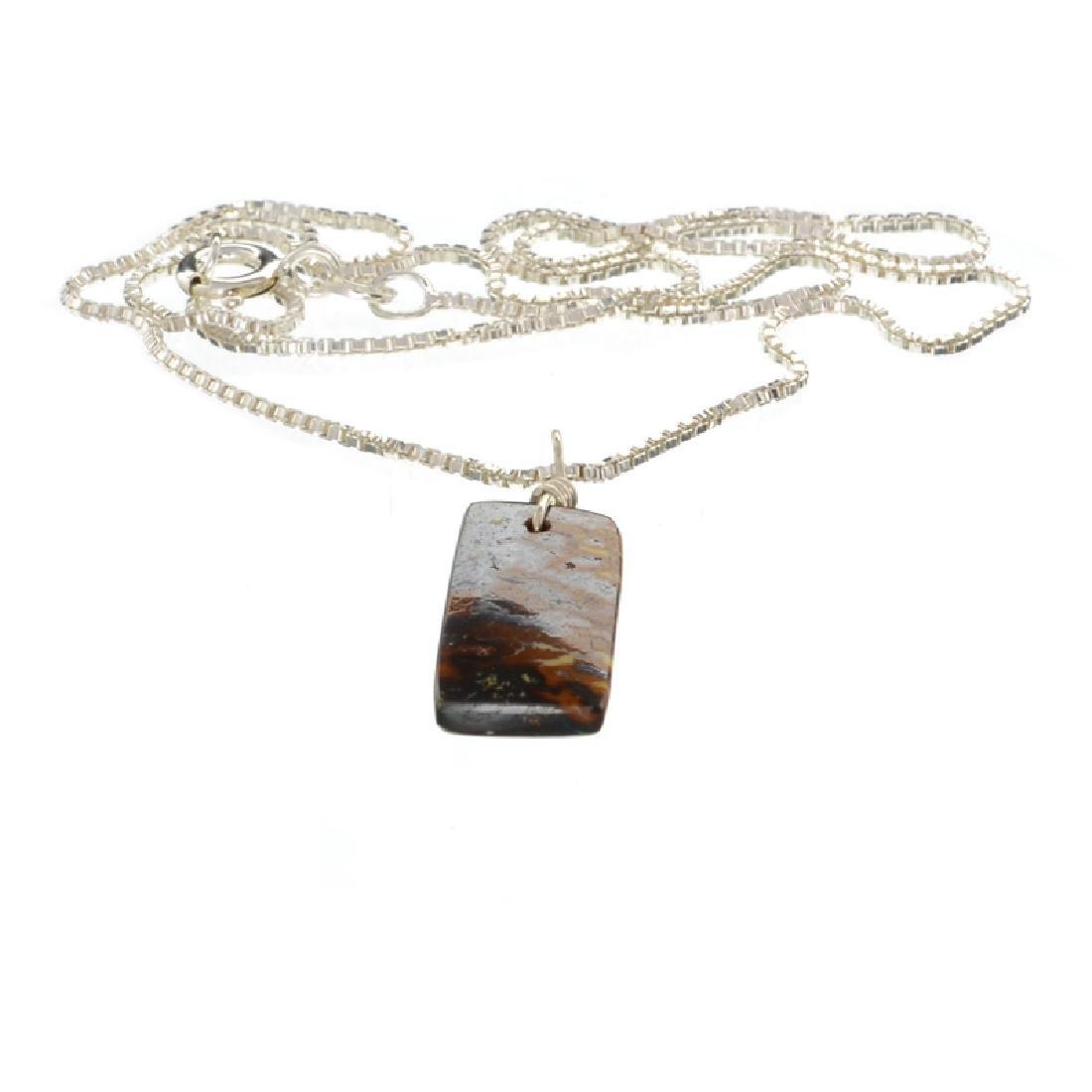 APP: 0.8k 0.95Gm Natural Freeform Boulder Opal And