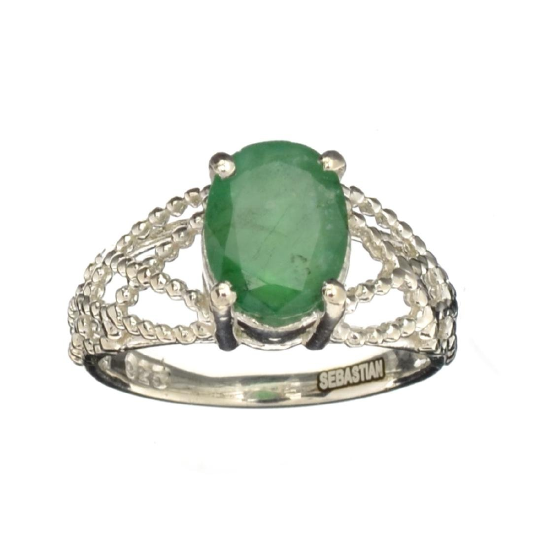 APP: 0.5k Fine Jewelry Designer Sebastian, 1.75CT Oval