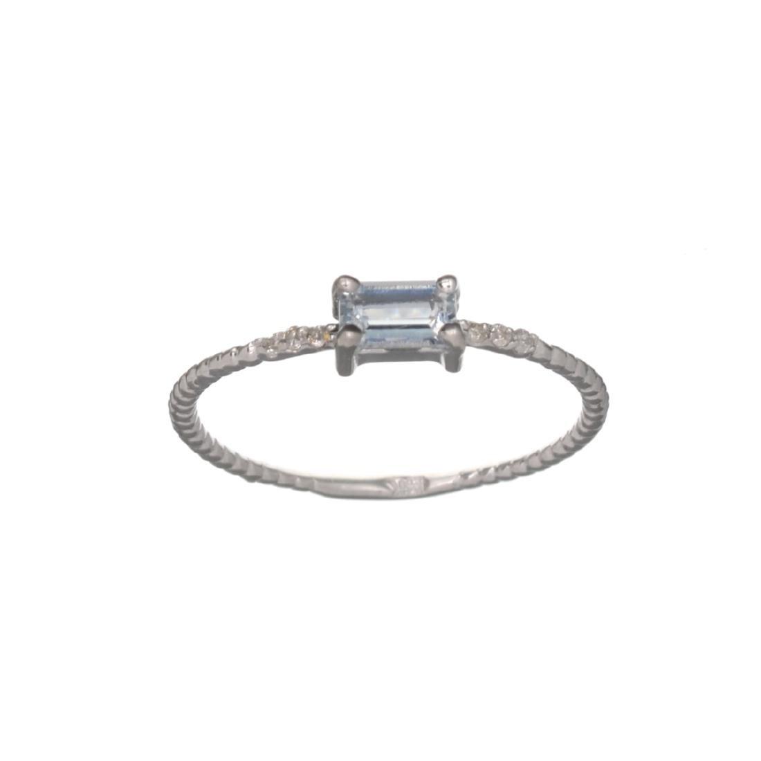 APP: 0.5k Fine Jewelry 14KT Gold, 0.26CT Blue