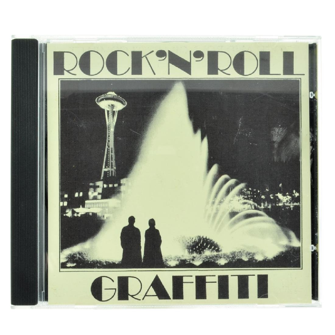 Rock 'N' Roll Graffiti CDs