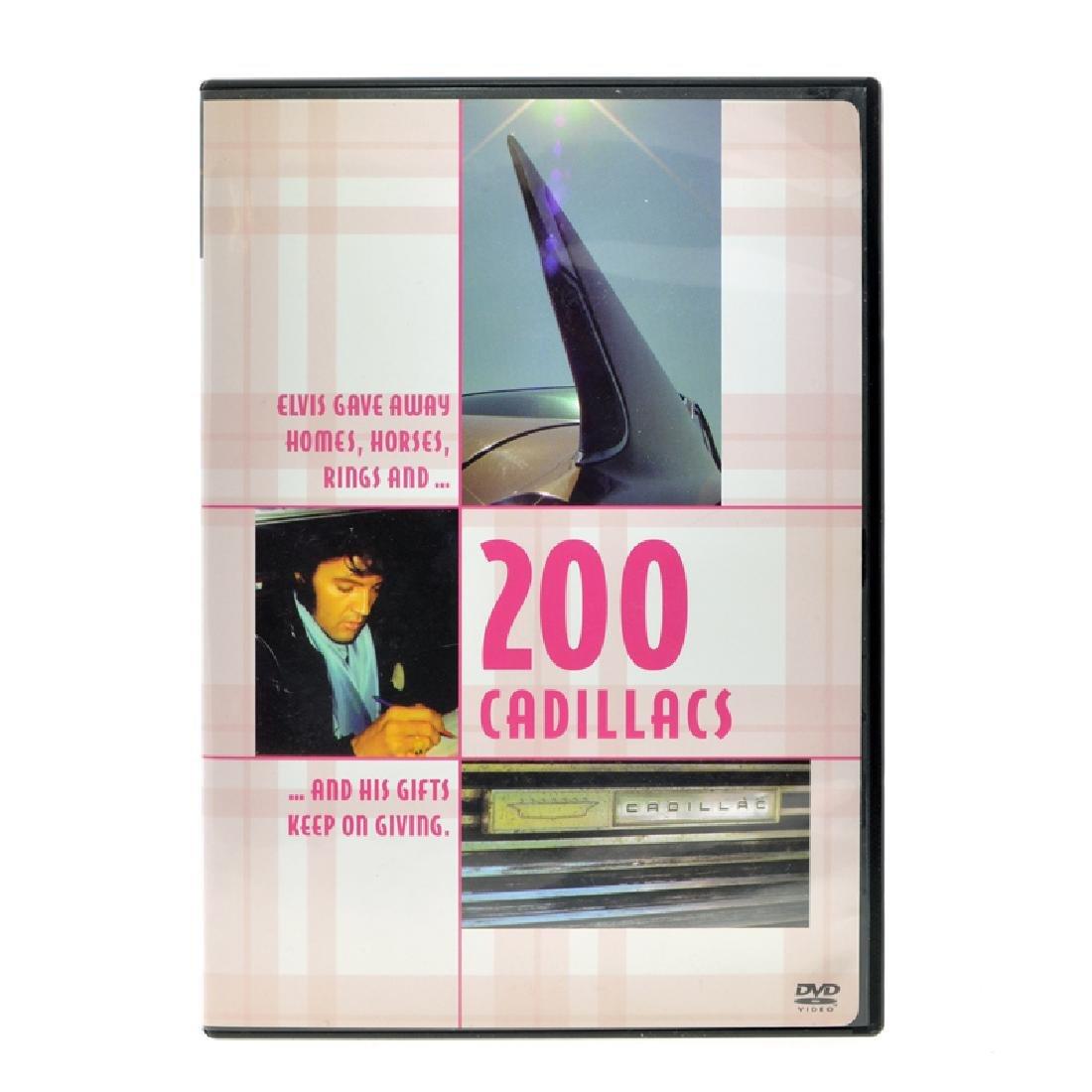 Elvis Presley Movie: 200 Cadillacs