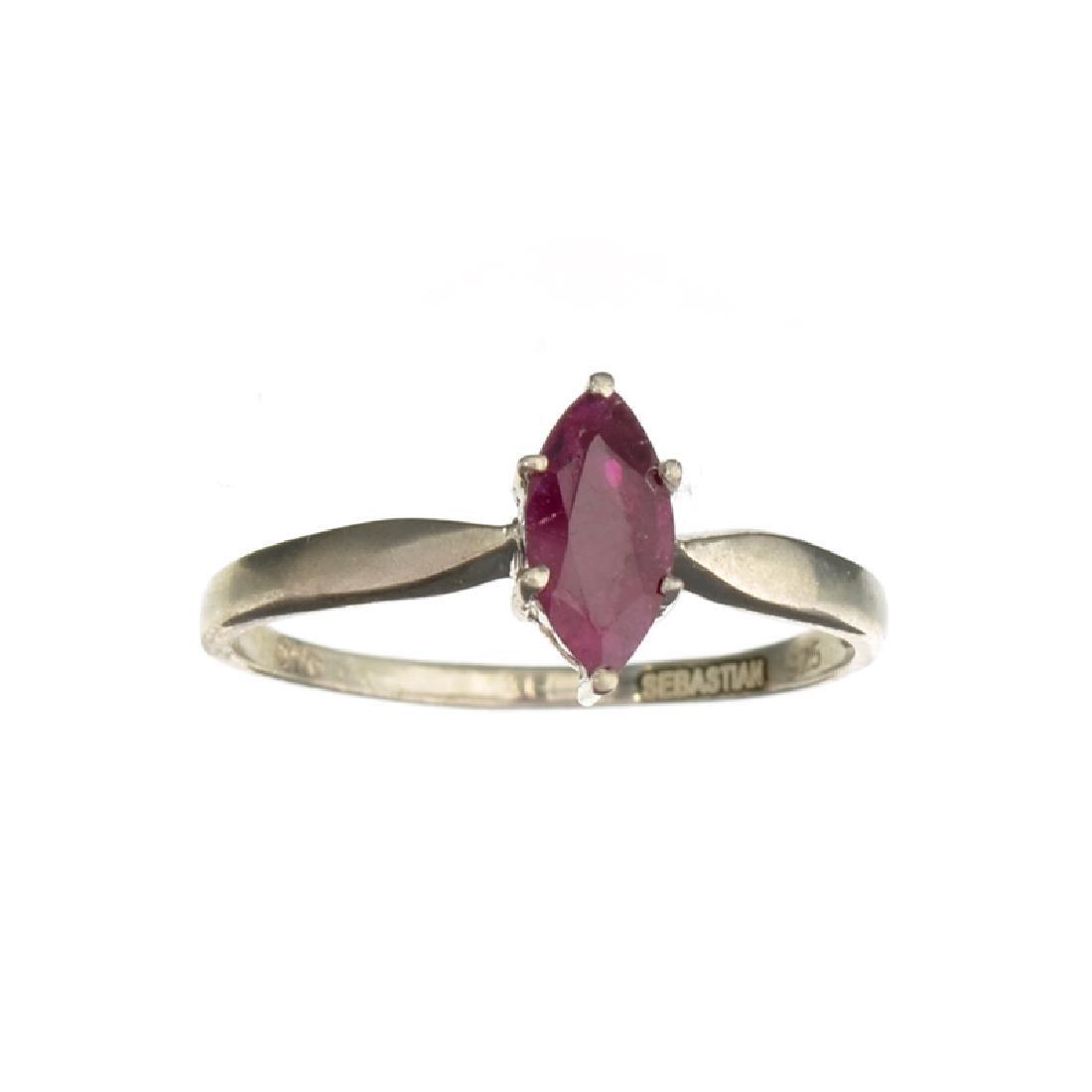 APP: 0.8k Fine Jewelry Designer Sebastian 0.60CT