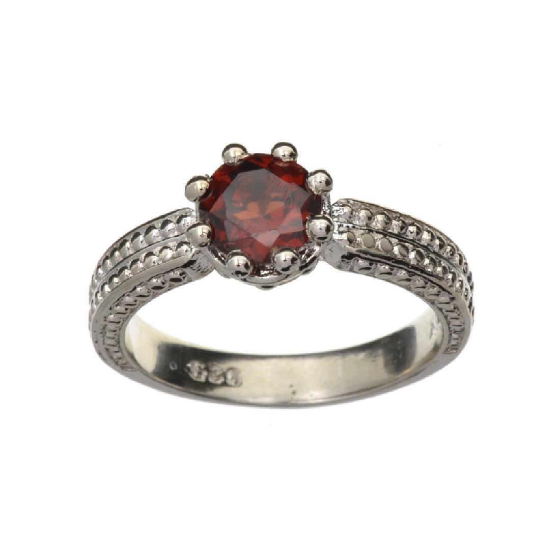 APP: 1.1k Fine Jewelry 1.60CT Round Cut Almandite