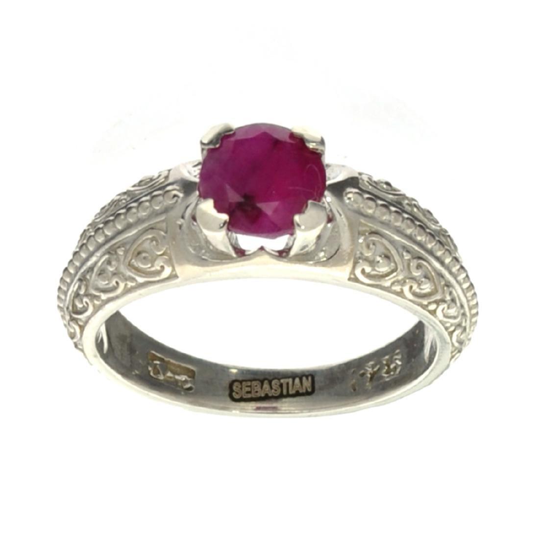 APP: 0.5k Fine Jewelry Designer Sebastian, 1.12CT Round