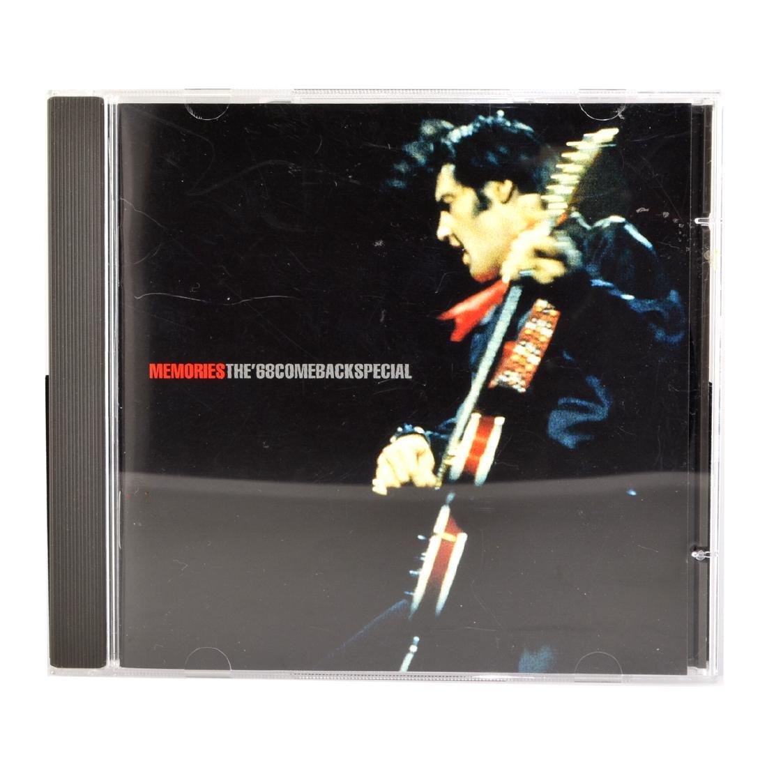 Elvis Presley CDs (As Is)
