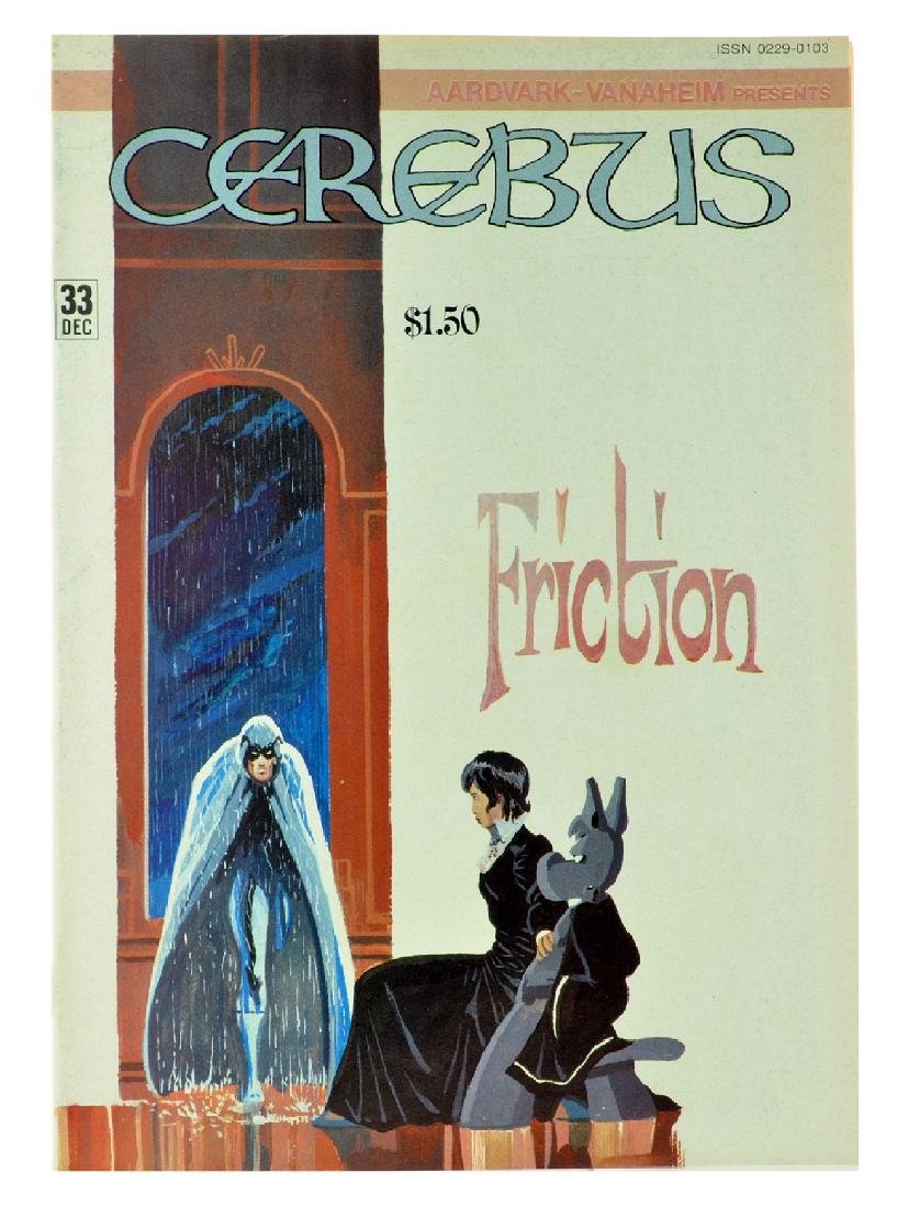 Cerebus (1977) Issue 33