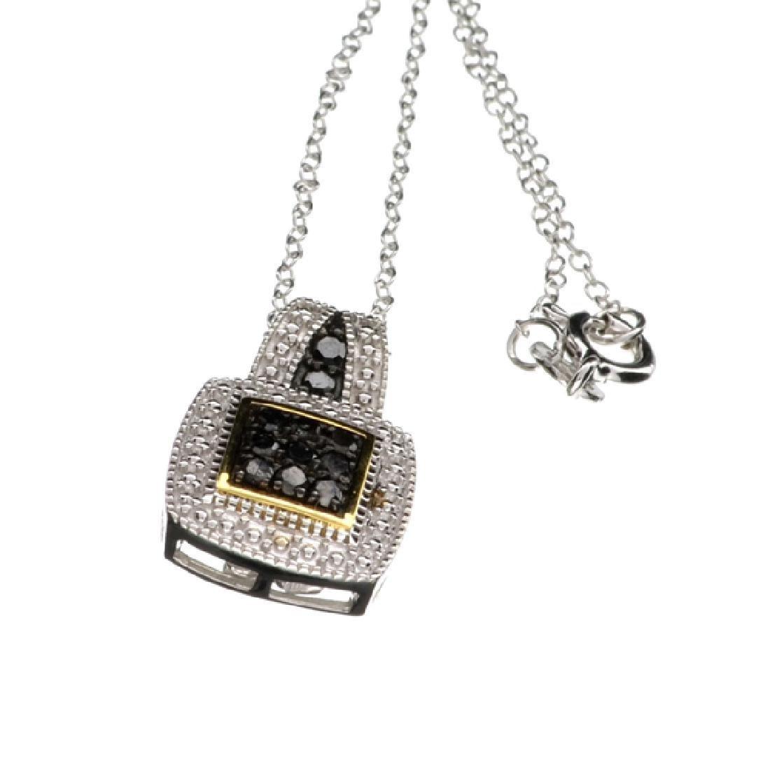 APP: 0.6k Fine Jewelry 0.10CT Round Cut Enchanced