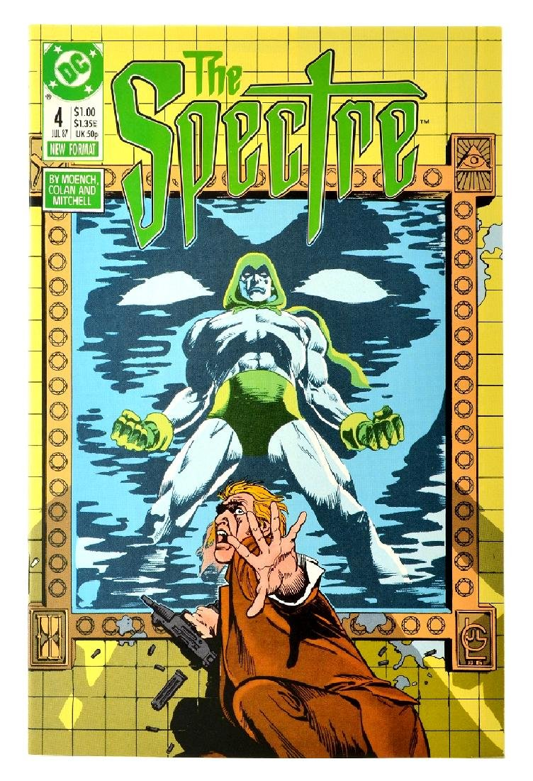 Spectre (1987 2nd Series) Issue 4