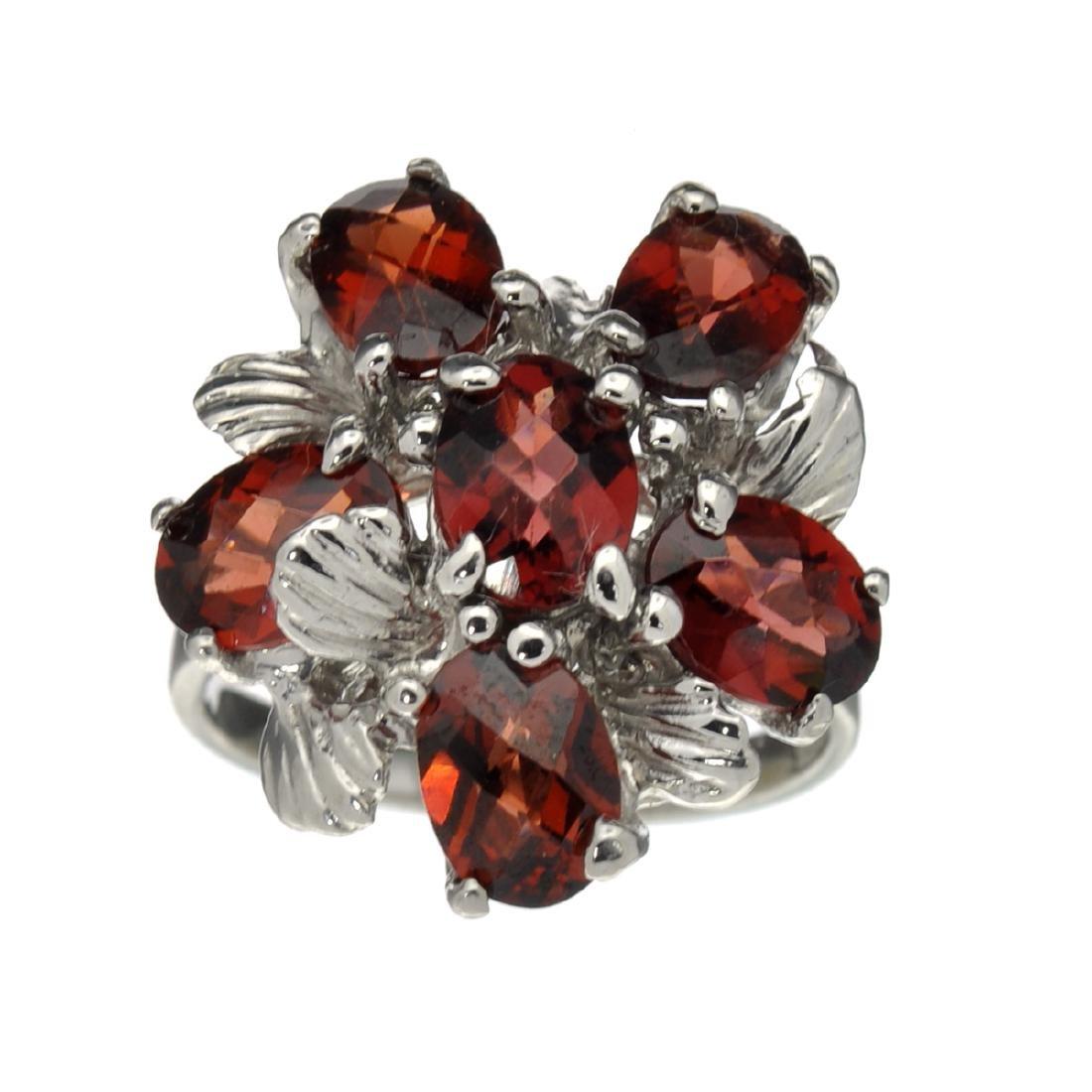 Fine Jewelry Designer Sebastian 5.92CT Oval Cut