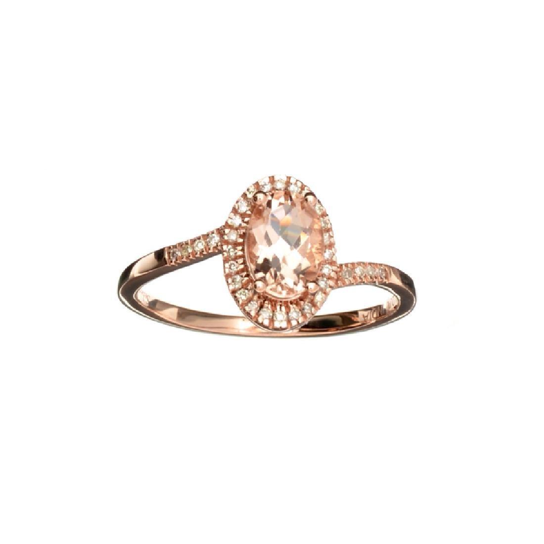APP: 1.3k Fine Jewelry Designer Sebastian 14KT Rose