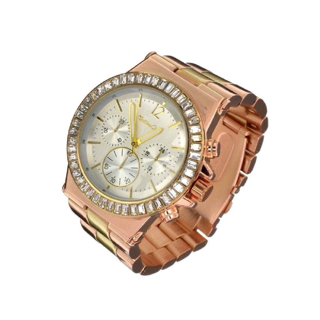New Women's Montres Carlo, Stainless Steel Back, Water