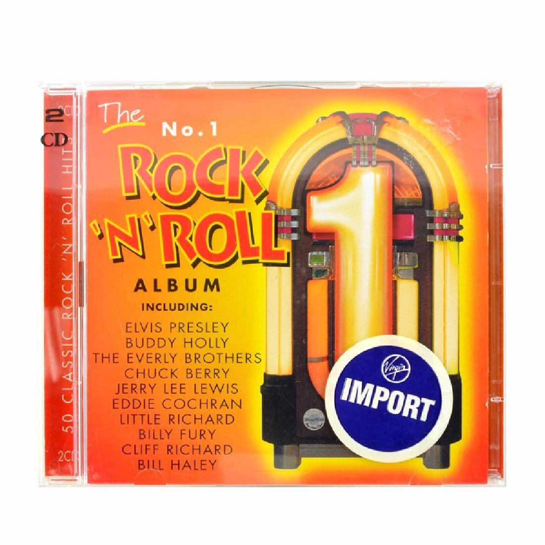 The No. 1 Rock 'N' Roll Album CDs