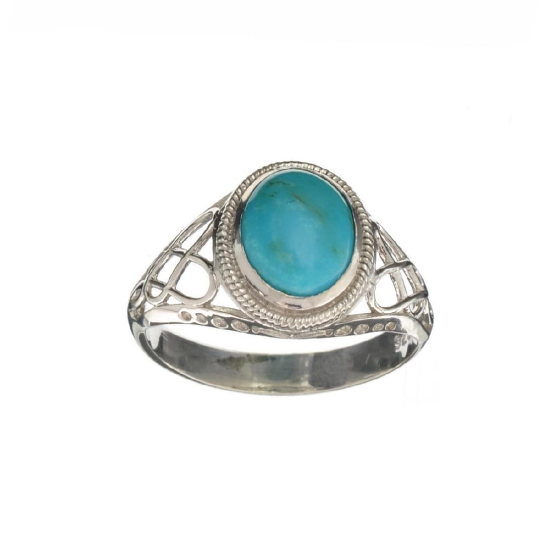 APP: 0.3k Fine Jewelry 1.94CT Cabochon Cut Blue
