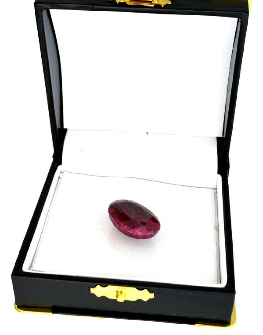 25.63CT Ruby Gemstone