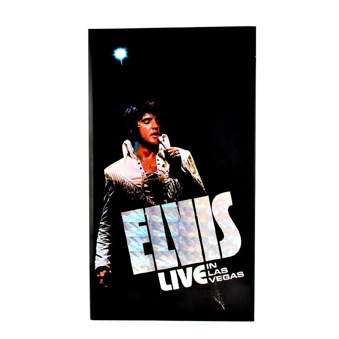 Elvis Presley 4 CD's Live In Las Vegas