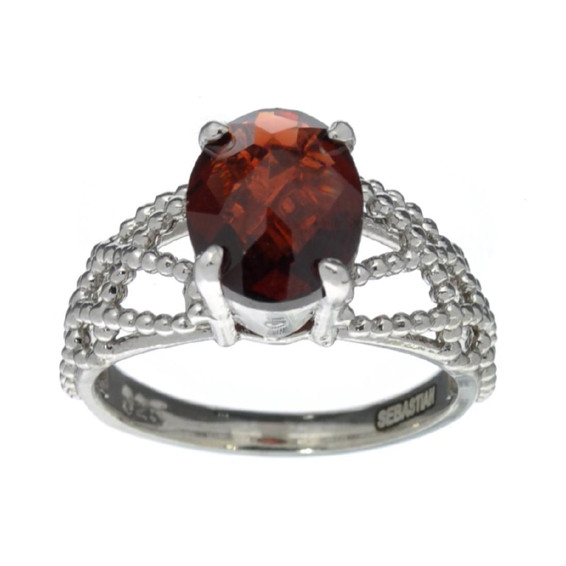 APP: 0.5k Fine Jewelry Designer Sebastian, 3.15CT Oval