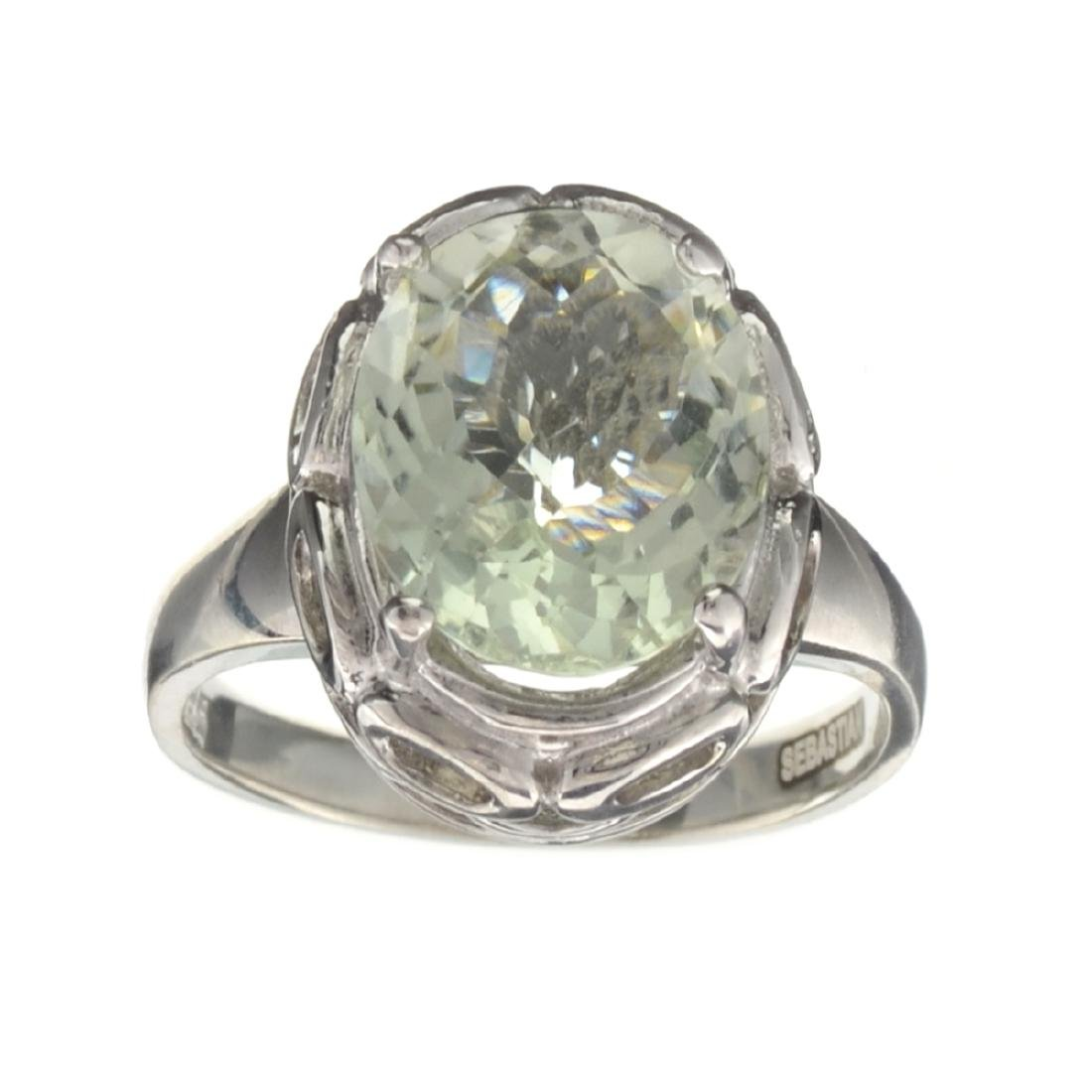 APP: 0.5k Fine Jewelry Designer Sebastian, 4.36CT Oval