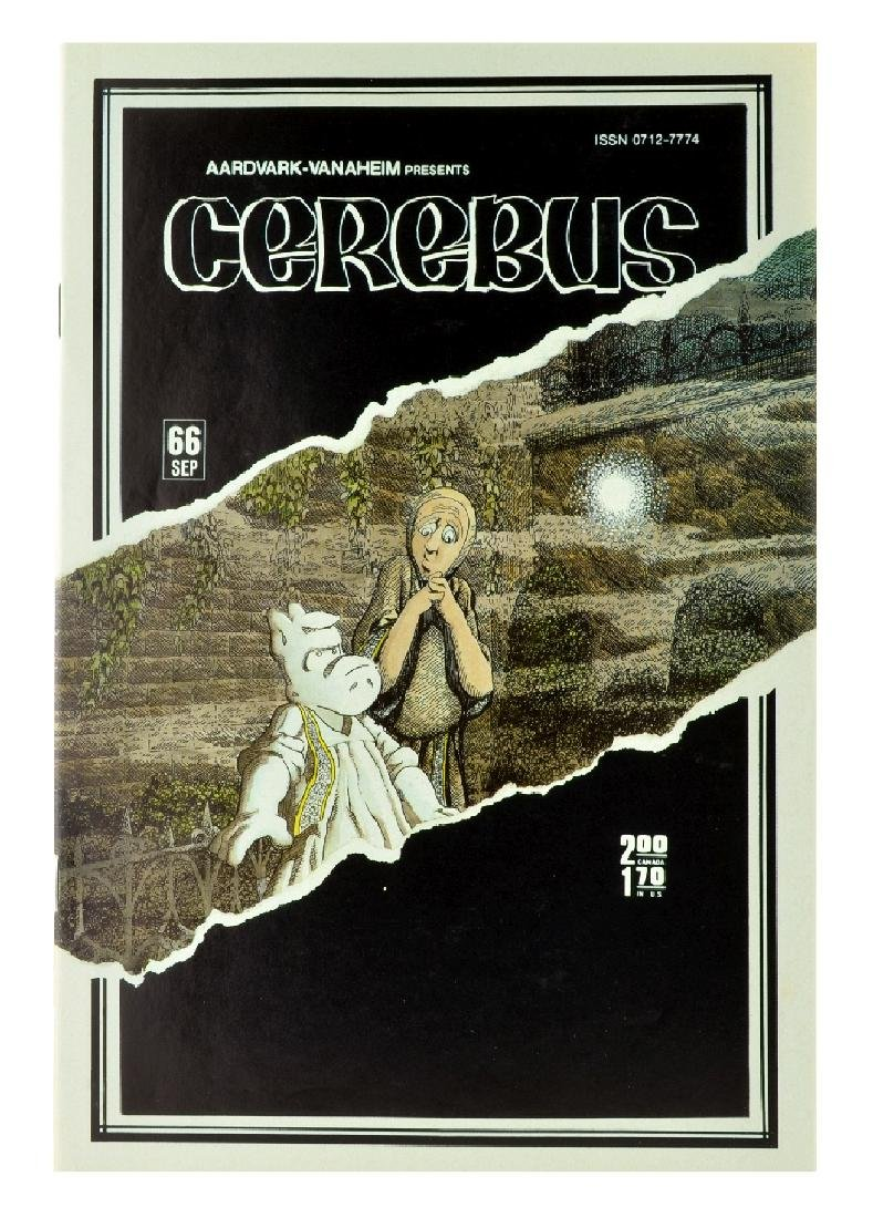 Cerebus (1977) Issue 66