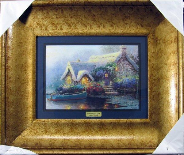 800: GOV: Thomas Kinkade - Thomas Kinkade, Museum Frame