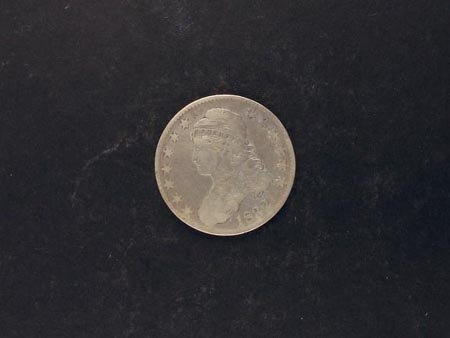 810: 1832 Busted Half Dollar Coin, COLLECT!